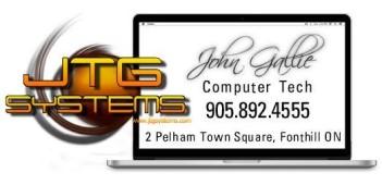 St.Catharines Computer Repair